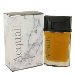 Aequalis Cologne by Mauboussin, 3 oz Eau DE Parfum Spray for Men