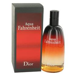 Aqua Fahrenheit Cologne by Christian Dior 4.2 oz Eau De Toilette Spray