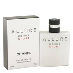 Allure Sport Cologne by Chanel 1.7 oz Eau De Toilette Spray