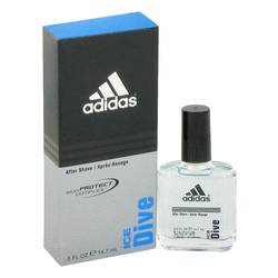 Adidas Ice Dive Cologne by Adidas 0.5 oz After Shave