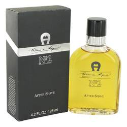 Aigner No 2 After Shave by Etienne Aigner, 125 ml After Shave for Men