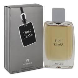 Aigner First Class Perfume by Etienne Aigner, 3.4 oz Eau De Toilette Spray for Women