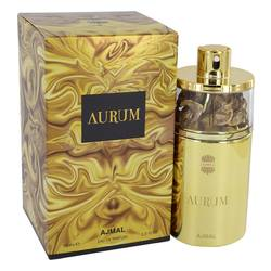 Ajmal Aurum Perfume by Ajmal, 75 ml Eau De Parfum Spray for Women