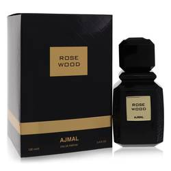 Ajmal Rose Wood Perfume by Ajmal, 3.4 oz Eau De Parfum Spray for Women