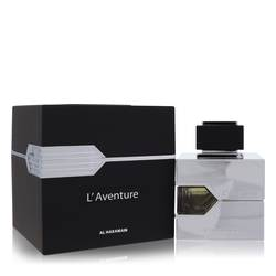 L'aventure Cologne by Al Haramain, 3.3 oz Eau De Parfum Spray for Men