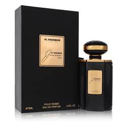 Al Haramain Junoon Noir Perfume by Al Haramain, 75 ml Eau De Parfum Spray for Women