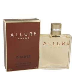 Allure Cologne by Chanel, 5 oz Eau De Toilette Spray for Men