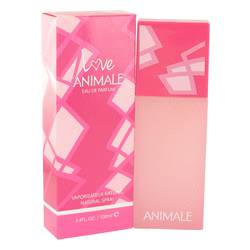 Animale Love Perfume by Animale, 3.4 oz Eau De Parfum Spray for Women