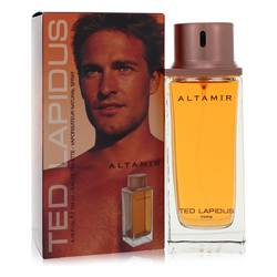 Altamir Cologne by Ted Lapidus 4.2 oz Eau De Toilette Spray