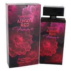 Always Red Femme Perfume by Elizabeth Arden, 3.3 oz Eau De Toilette Spray for Women