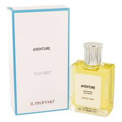 Aventure Cologne by Il Profumo 3.4 oz Eau De Parfum Spray (unisex)