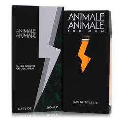 Animale Animale Cologne by Animale, 200 ml Eau De Toilette Spray for Men