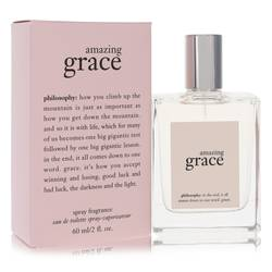 Amazing Grace Perfume by Philosophy, 2 oz Eau De Toilette Spray for Women