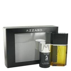 Azzaro Cologne by Azzaro -- Gift Set - 3.4 oz Eau De Toilette Spray + 2.2 oz Deodorant Stick