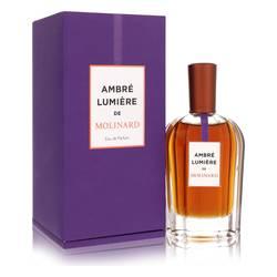 Molinard Ambre Lumiere Perfume by Molinard, 90 ml Eau De Parfum Spray (Unisex) for Women from FragranceX.com