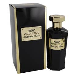 Midnight Rose Perfume by Amouroud, 3.4 oz Eau De Parfum Spray (Unisex) for Women
