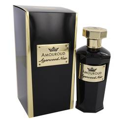 Agarwood Noir Perfume by Amouroud, 3.4 oz Eau De Parfum Spray (Unisex) for Women