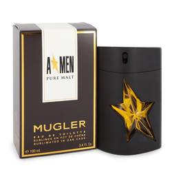 Angel Pure Malt Cologne by Thierry Mugler, 100 ml Eau De Toilette Spray (Limited Edition) for Men from FragranceX.com