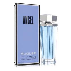 Angel Perfume by Thierry Mugler, 100 ml Eau De Parfum Spray Refillable for Women