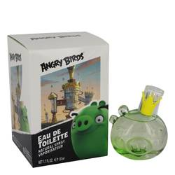Angry Birds King Pig Perfume by Air Val International, 1.7 oz Eau De Toilette Spray (Unisex) for Women