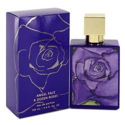 Angel Face Perfume by A Dozen Roses, 100 ml Eau De Parfum Spray for Women