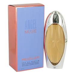 Angel Muse Perfume by Thierry Mugler, 100 ml Eau De Parfum Spray Refillable for Women