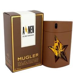 Angel Pure Havane Cologne by Thierry Mugler, 100 ml Eau De Toilette Spray for Men