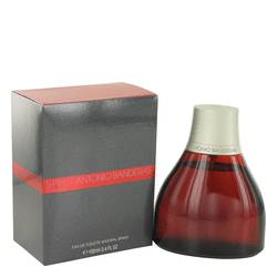 Spirit Cologne by Antonio Banderas 3.4 oz Eau De Toilette Spray