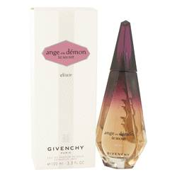Ange Ou Demon Le Secret Elixir Perfume by Givenchy 3.4 oz Eau De Parfum Intense Spray
