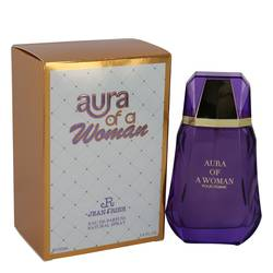 Aura Of A Woman Perfume by Jean Rish, 3.4 oz Eau De Parfum Spray for Women