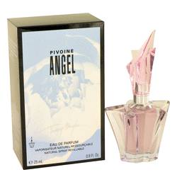 Angel Peony Perfume by Thierry Mugler, 24 ml Eau De Parfum Spray Refillable for Women