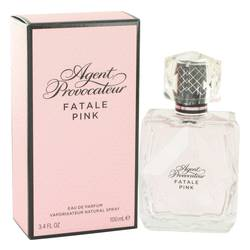 Agent Provocateur Fatale Pink Perfume by Agent Provocateur, 3.4 oz Eau De Parfum Spray for Women
