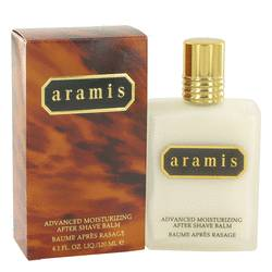 Aramis After Shave Balm by Aramis, 121 ml Advanced Moisturizing After Shave Balm for Men from FragranceX.com