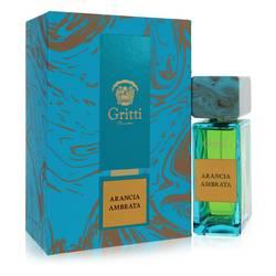 Arancia Ambrata Perfume by Gritti, 3.4 oz Eau De Parfum Spray (Unisex) for Women