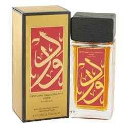 Calligraphy Rose Perfume by Aramis, 3.4 oz EDP Spray for Women