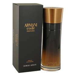 Armani Code Profumo Cologne by Giorgio Armani, 6.7 oz Eau De Parfum Spray for Men