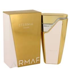 Armaf Eternia Perfume by Armaf, 2.7 oz Eau De Parfum Spray for Women