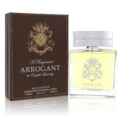 Arrogant Cologne by English Laundry, 3.4 oz Eau De Toilette Spray for Men