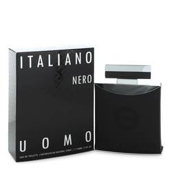 Armaf Italiano Nero Perfume by Armaf, 100 ml Eau De Toilette Spray for Men