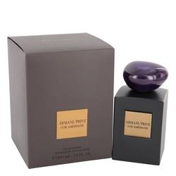 Armani Prive Cuir Amethyste Perfume by Giorgio Armani, 100 ml Eau De Parfum Spray for Women