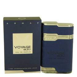 Armaf Voyage Bleu Cologne by Armaf, 3.4 oz Eau De Parfum Spray for Men