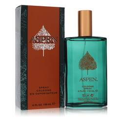 Aspen Cologne by Coty 4 oz Cologne Spray