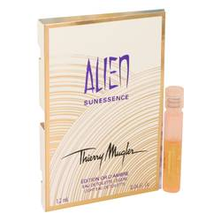 Alien Sunessence Or D'ambre Sample by Thierry Mugler, .04 oz Vial (Sample) for Women