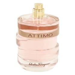Attimo L'eau Florale Perfume by Salvatore Ferragamo 3.4 oz Eau De Toilette Spray (Tester)
