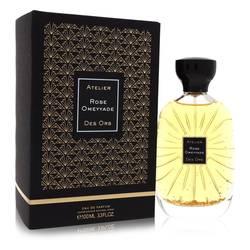 Rose Omeyyade Perfume by Atelier Des Ors, 100 ml Eau De Parfum Spray (Unisex) for Women
