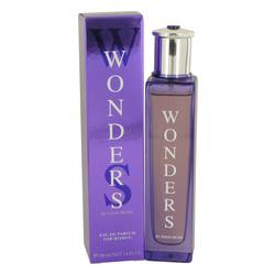 Wonders Purple Perfume by Enzo Rossi, 3.4 oz Eau De Parfum Spray for Women