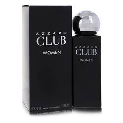 Azzaro Club Perfume by Azzaro, 75 ml Eau De Toilette Spray for Women