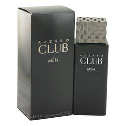 Azzaro Club Cologne by Azzaro, 2.5 oz Eau De Toilette Spray for Men