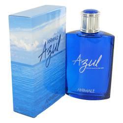 Animale Azul Cologne by Animale 3.4 oz Eau De Toilette Spray