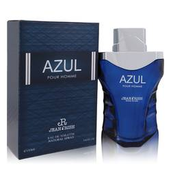 Azul Pour Homme Cologne by Jean Rish, 3.4 oz Eau De Toilette Spray for Men